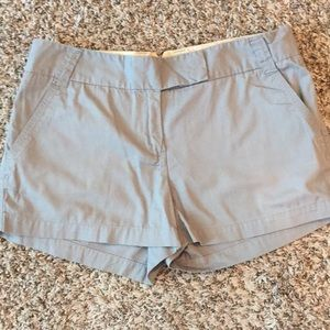J.Crew Broken in Chino Classic twill shorts